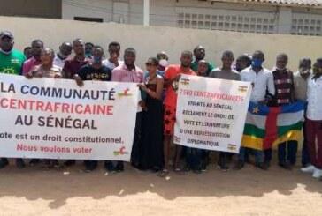 Centrafrique : M. Touadéra, les Centrafricains au Sénégal veulent tout simplement voter !