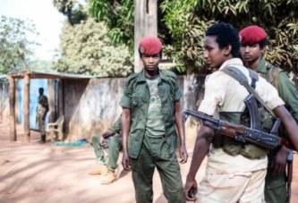 Centrafrique : Bokologbo : l'heure est grave, signature d'un deal entre les mercenaires Moussa Assimeh et Ali Darass