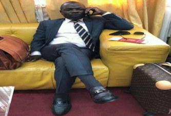 Comment le président de Vision 4 Amougou Bélinga traite l'ambassadeur du Cameroun en Centrafrique