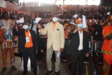 Centrafrique , enjeux électoraux avec le Pr Jean – François Akandji – Kombé président de la société «Citoyens Debout et Solidaires» sur TV5 Monde