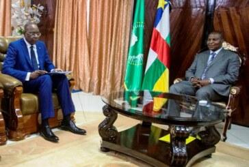Centrafrique : Mankeur Ndiaye et certains diplomates à la manœuvre pour la réélection du Gangster de Bangui