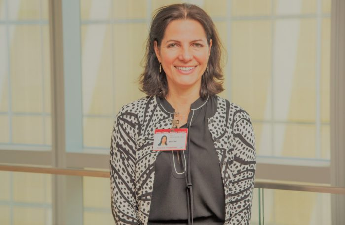 Palliative care expert Holly Prigerson, Ph.D., Director of the Center for Research on End-of-Life Care at Weill Cornell Medicine in New York City.