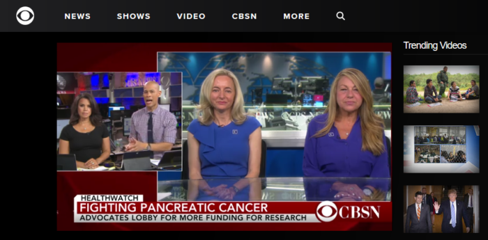 """""""No one else should be told go home and die"""": A call for more pancreatic cancer research"""