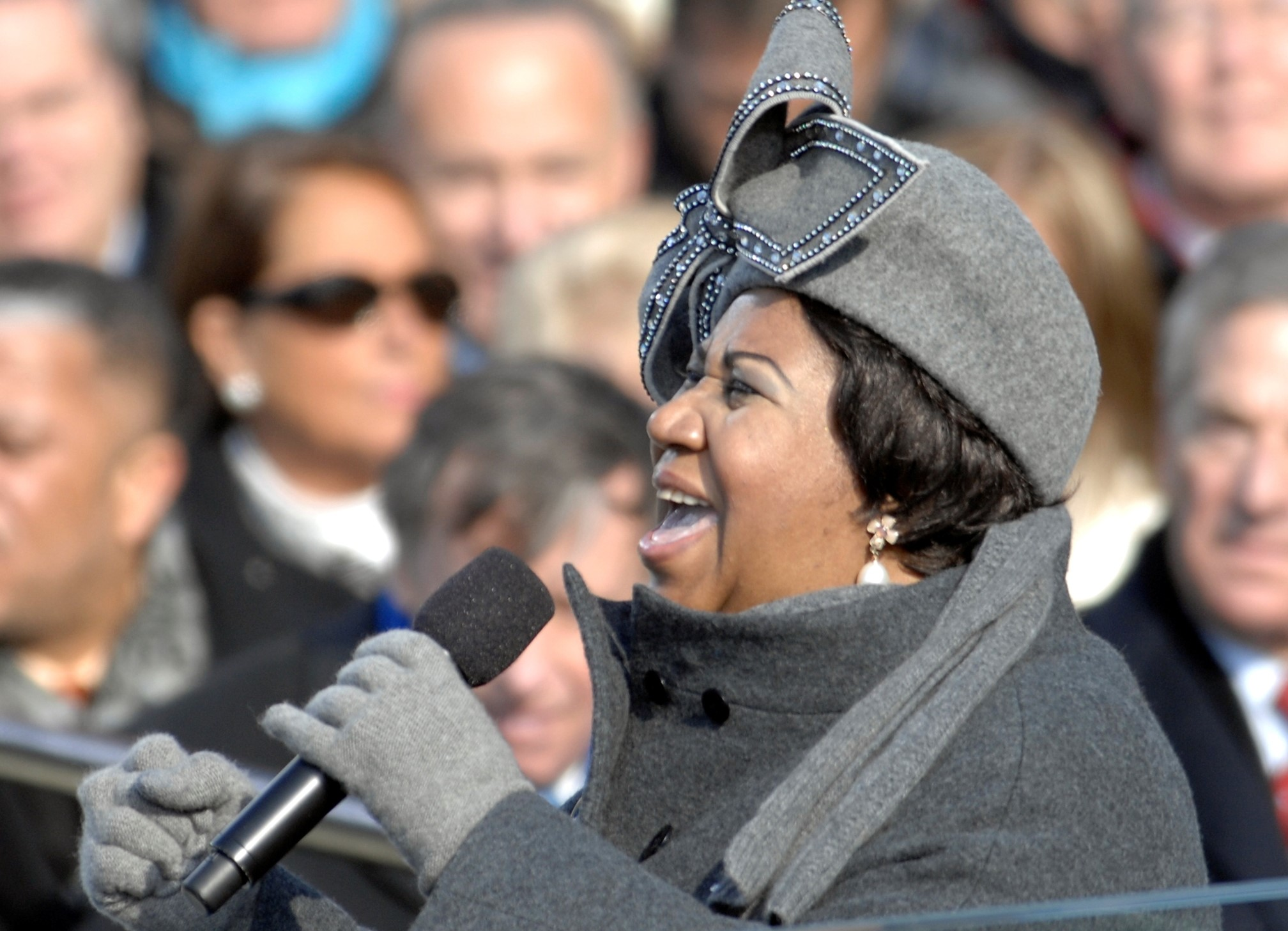 Pancreatic Cancer Organizations Join In Mourning Aretha Franklin