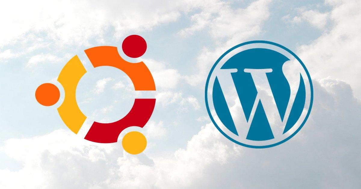 VirtualBox + Ubuntu 20.04,Webmin + LAMP,安裝 WordPress – 3