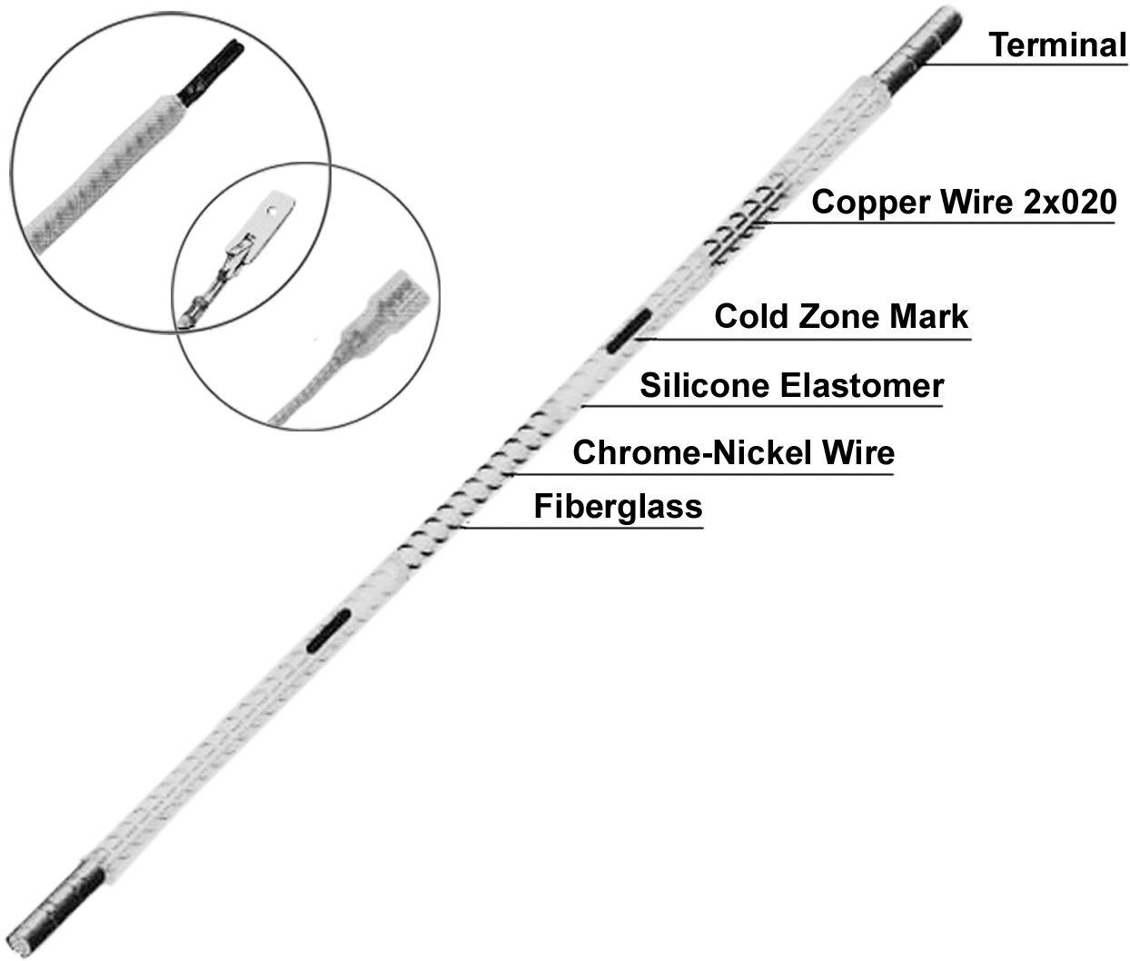 Drain Line Heating Cable Lett Equipment