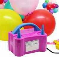 YOFIT Portable Dual Nozzle 110V 600W Electric Balloon Blower Pump