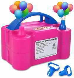 Electric Air Inflator Blower for Balloons