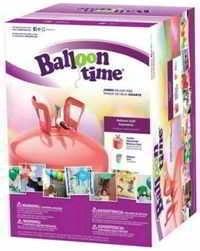 Balloon Time Jumbo 12 Inch Helium Tank Blend Kit 2 PACK