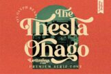 Last preview image of The Thesla Ohago