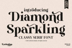 Diamond Sparkling