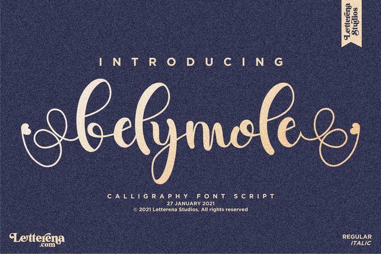 Preview image of belymole