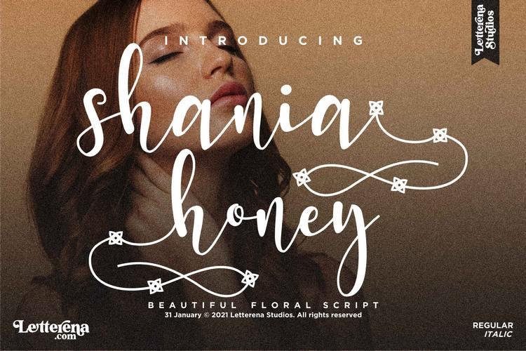 Preview image of shania honey