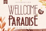 Last preview image of Wellcome Paradise