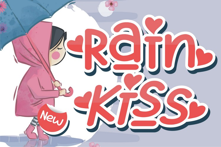Preview image of Rain Kiss