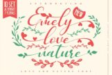 Last preview image of Emely Love Nature