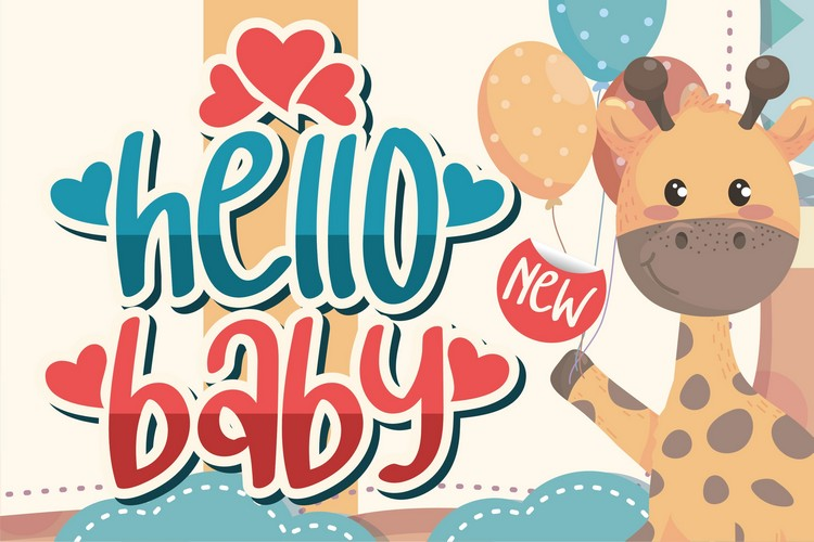Preview image of Hello Baby