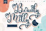 Last preview image of Beauty Melly