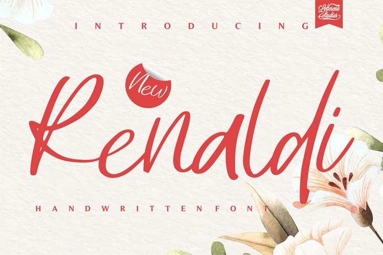 Preview image of Renaldi