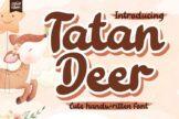 Last preview image of Tatan Deer