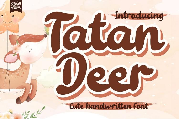 Preview image of Tatan Deer