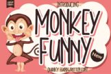 Last preview image of Monkey Funny