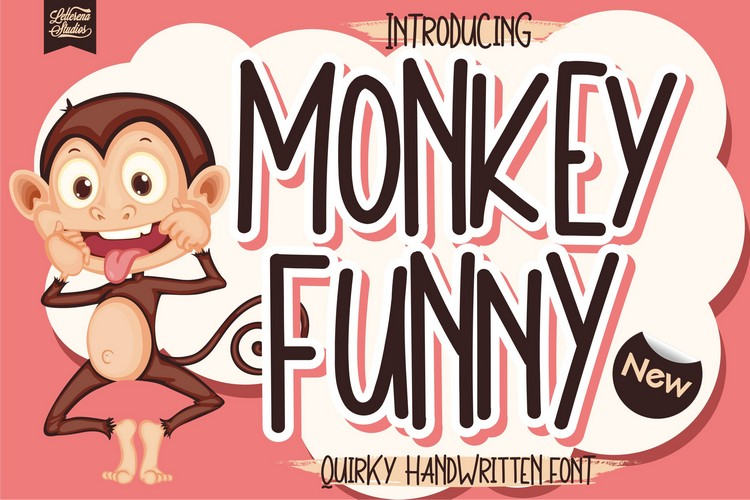 Preview image of Monkey Funny