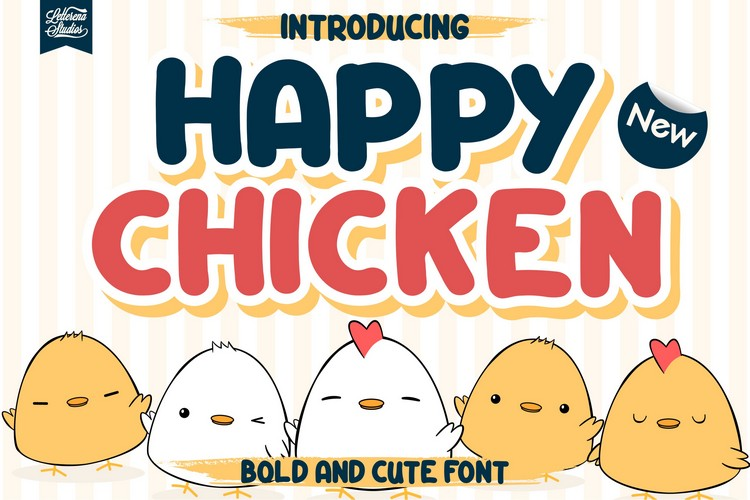 Preview image of Happy Chicken