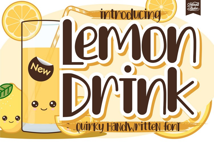 Preview image of Lemon Drink