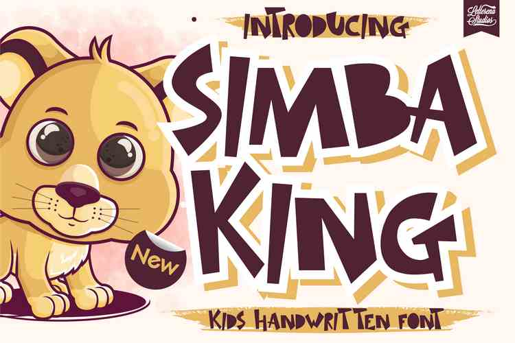 Preview image of Simba King