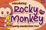 Last preview image of Rocky Monkey