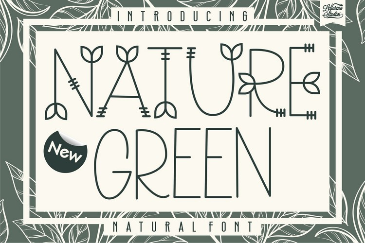 Preview image of Nature Green