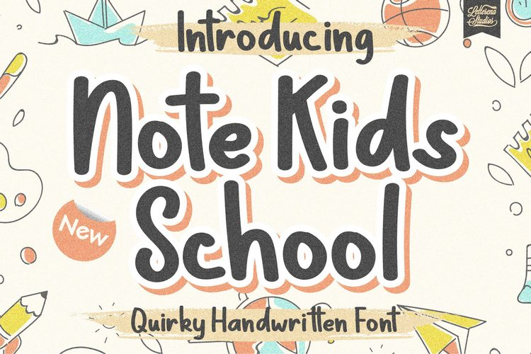 Preview image of Note Kids School