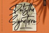 Last preview image of Delistha Signature