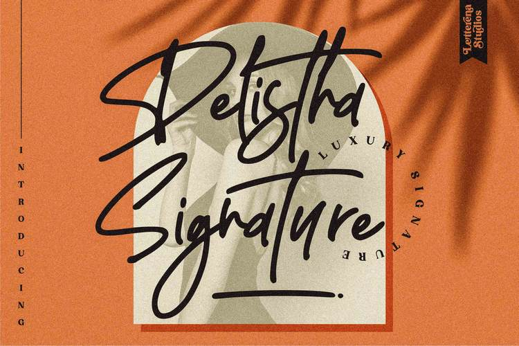 Preview image of Delistha Signature
