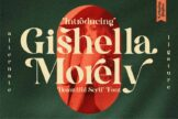 Last preview image of Gishella Morely