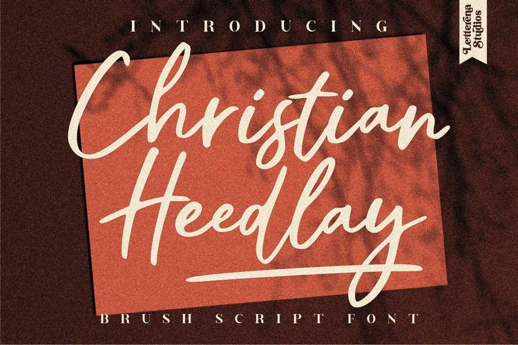 Preview image of Christian Heedlay
