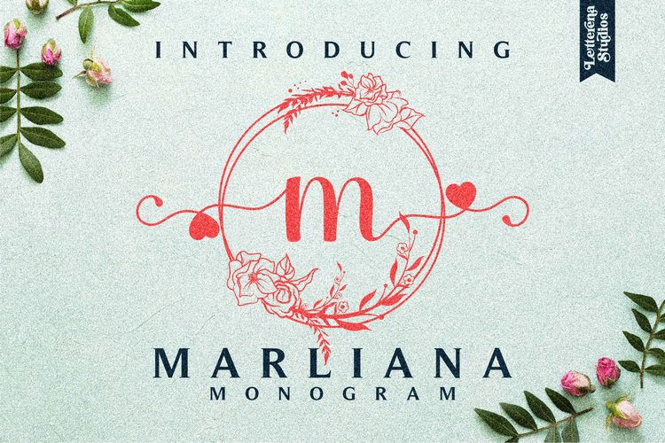 Preview image of Marliana Monogram