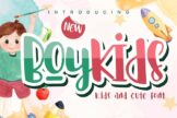 Last preview image of Boykids