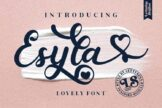 Last preview image of Esyla