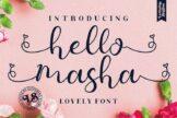 Last preview image of Hello Masha