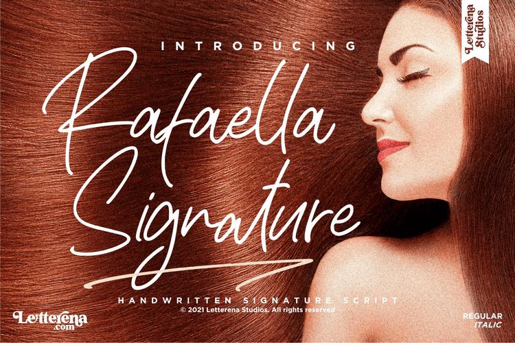 Preview image of Rafaella Signature