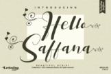 Last preview image of Hello Saffana