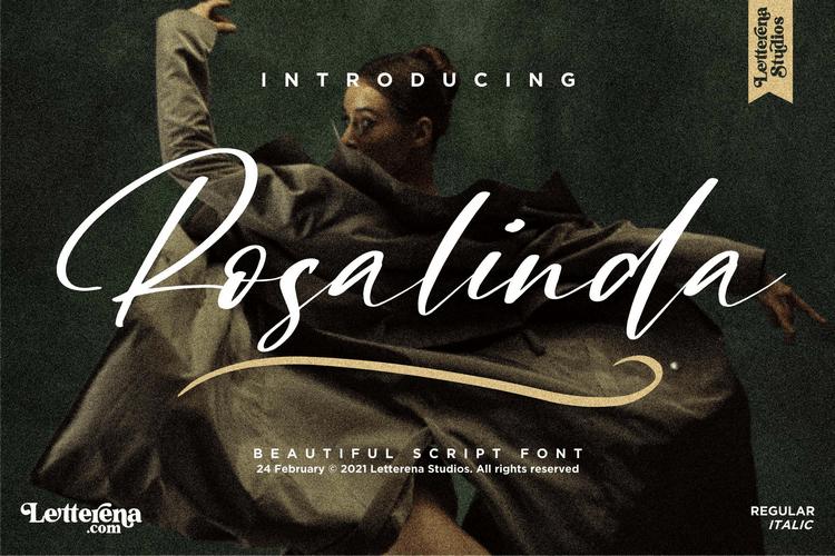 Preview image of Rosalinda