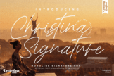 Last preview image of Christina Signature