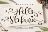 Last preview image of Hello Stefanie
