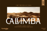 Last preview image of CALLIMBA