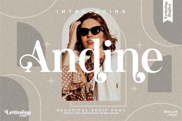 Preview image of Andine