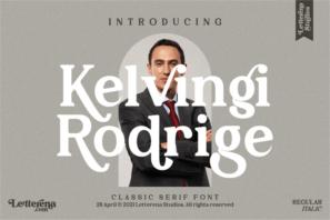 Kelvingi Rodrige