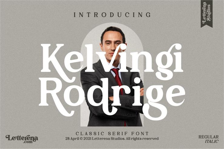 Preview image of Kelvingi Rodrige